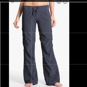 Zella XS work out pants NWOT purple grey